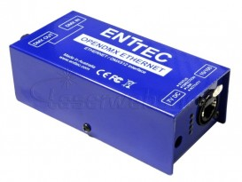 Enttec Open DMX Ethernet