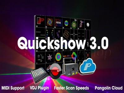 Pangolin releases QuickShow 3.0